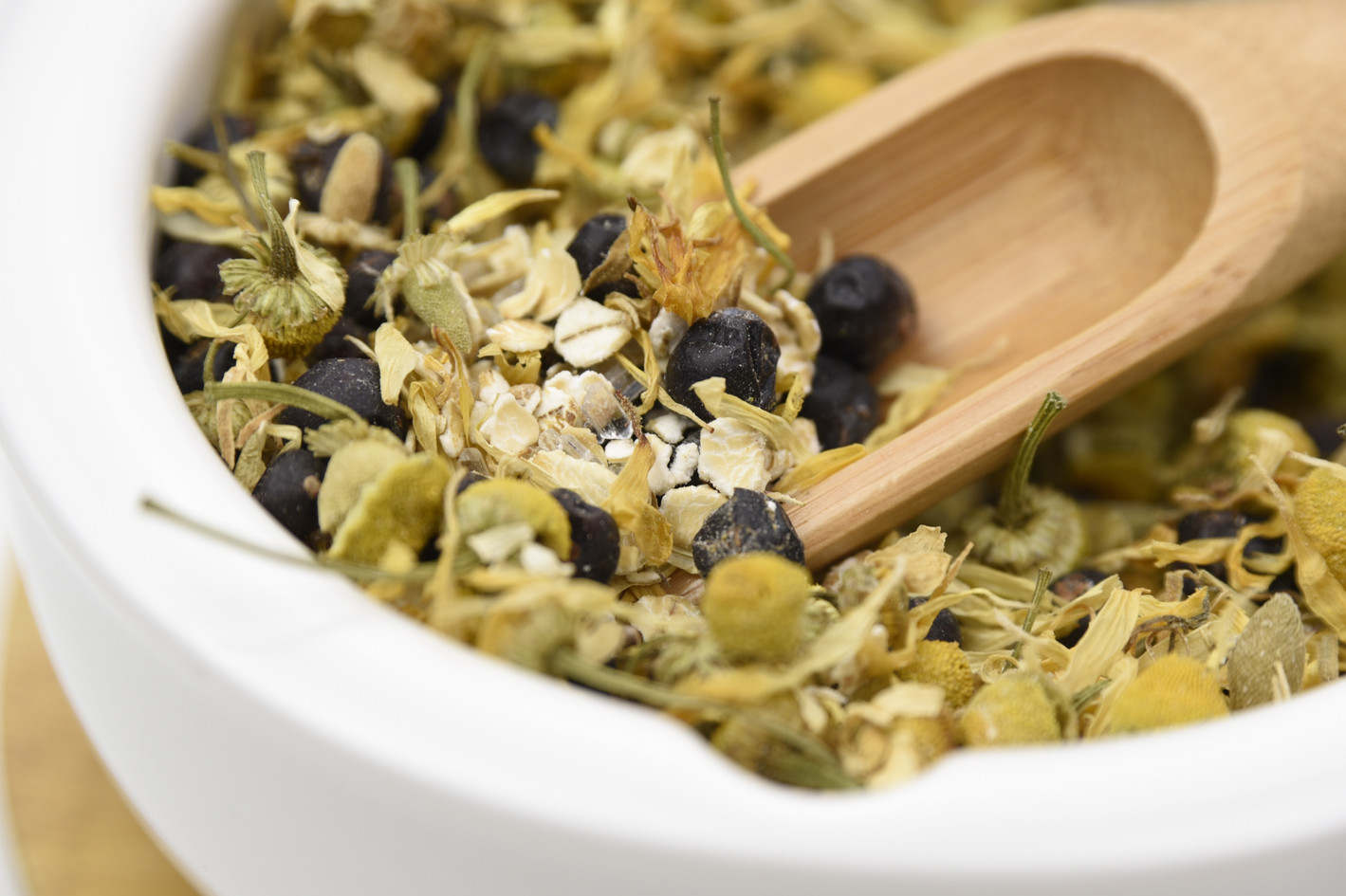 Skin Healing Bath Tea
