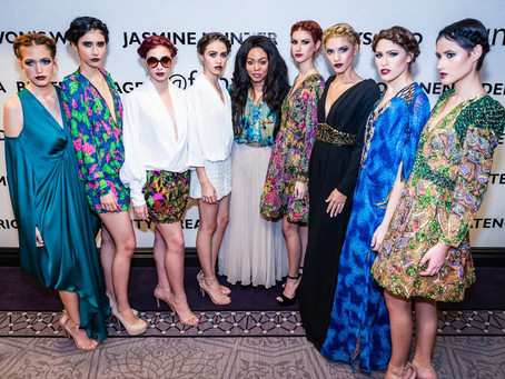 "Esé Azénabor Wows Fashion Week with ""Garden of Eden"" Showcase, SS '16"