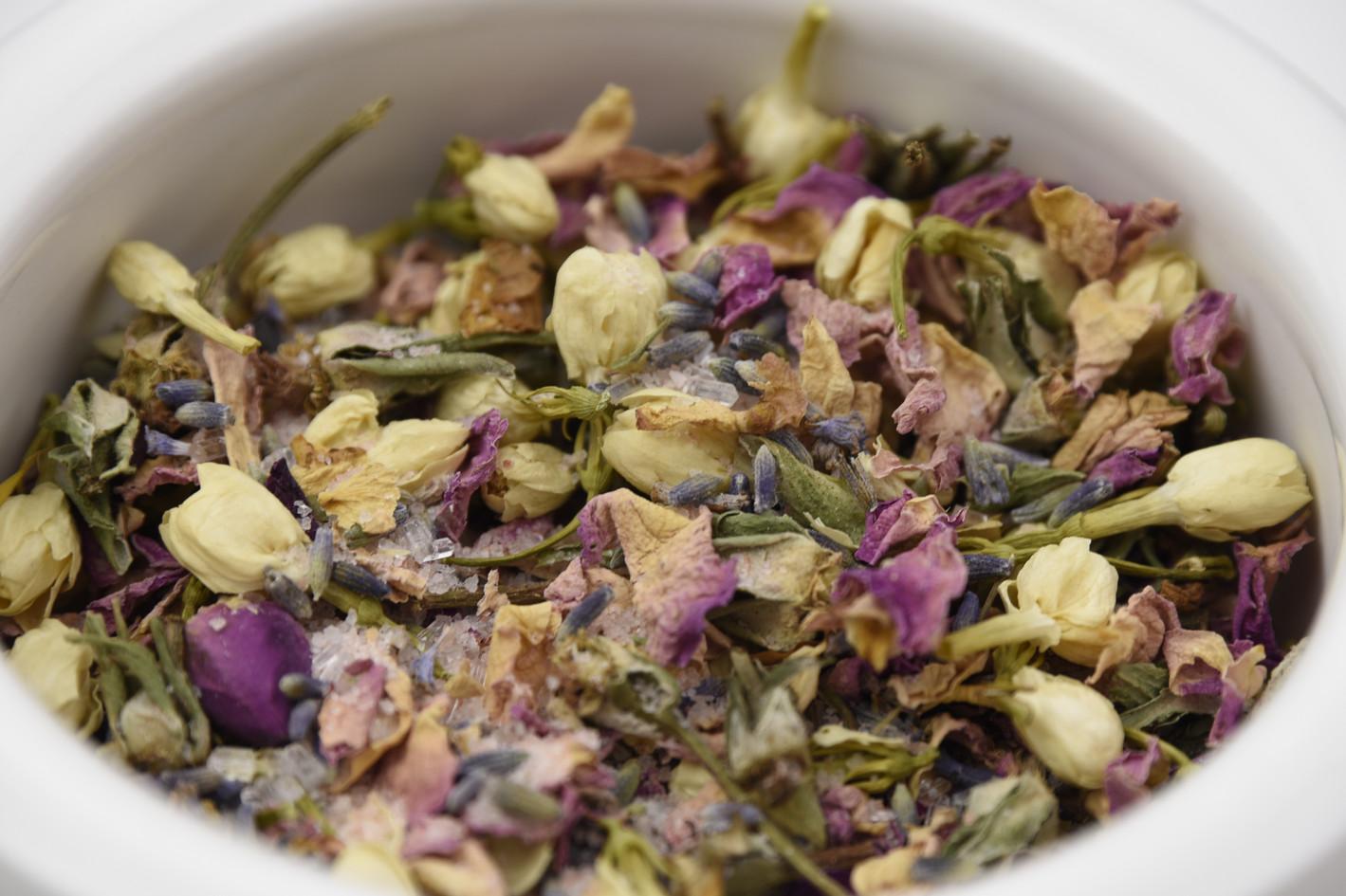 Self Love Bath Tea