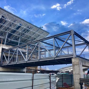 מרכזית לב המפרץ גשר גישה