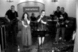 מוזיקה לארועים - להקת ההולוגרמות