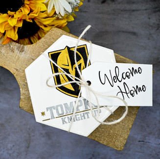 Welcome Home Gift Coasters