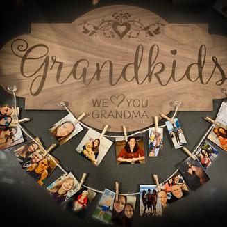 Grandmother Birthday Wall Art