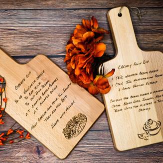 Recipe Paddle Boards