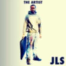 JLS art , artist, paint man, black artist