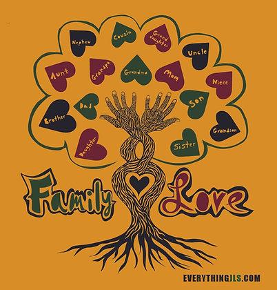 Family Love T-Shirt