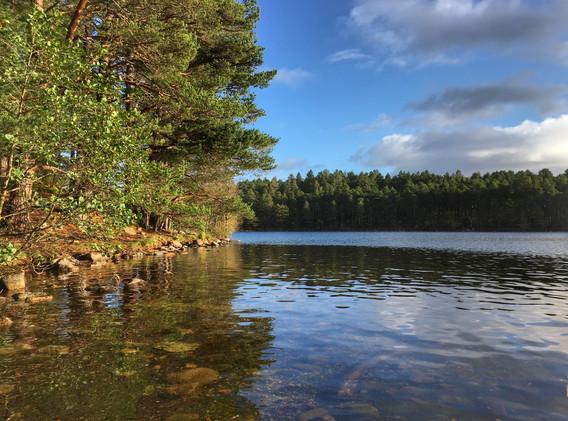 → Loch An Eilein