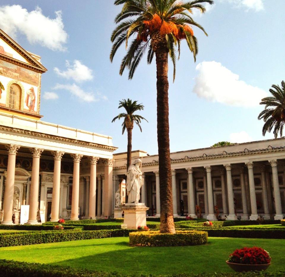 → Basilique San Paolo