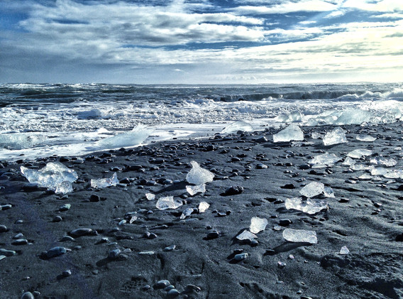 → Diamond Beach