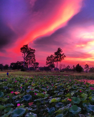 Landscape, Thailand
