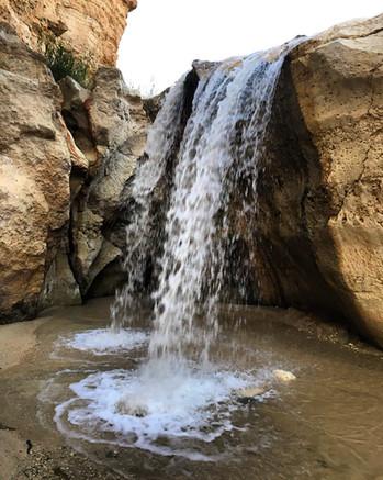 Waterfall, Tunisia