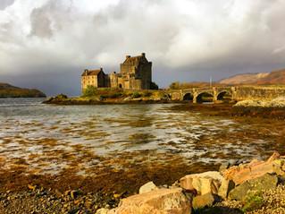 Castle, Scotland