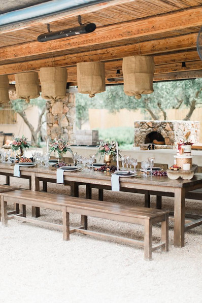 THIS ORGANIC, CHIC WEDDING INSPIRATION HAS ALL THE IDEAS YOU NEED