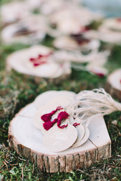 ULTRA CHIC BURGUNDY WEDDING IN ATHENS