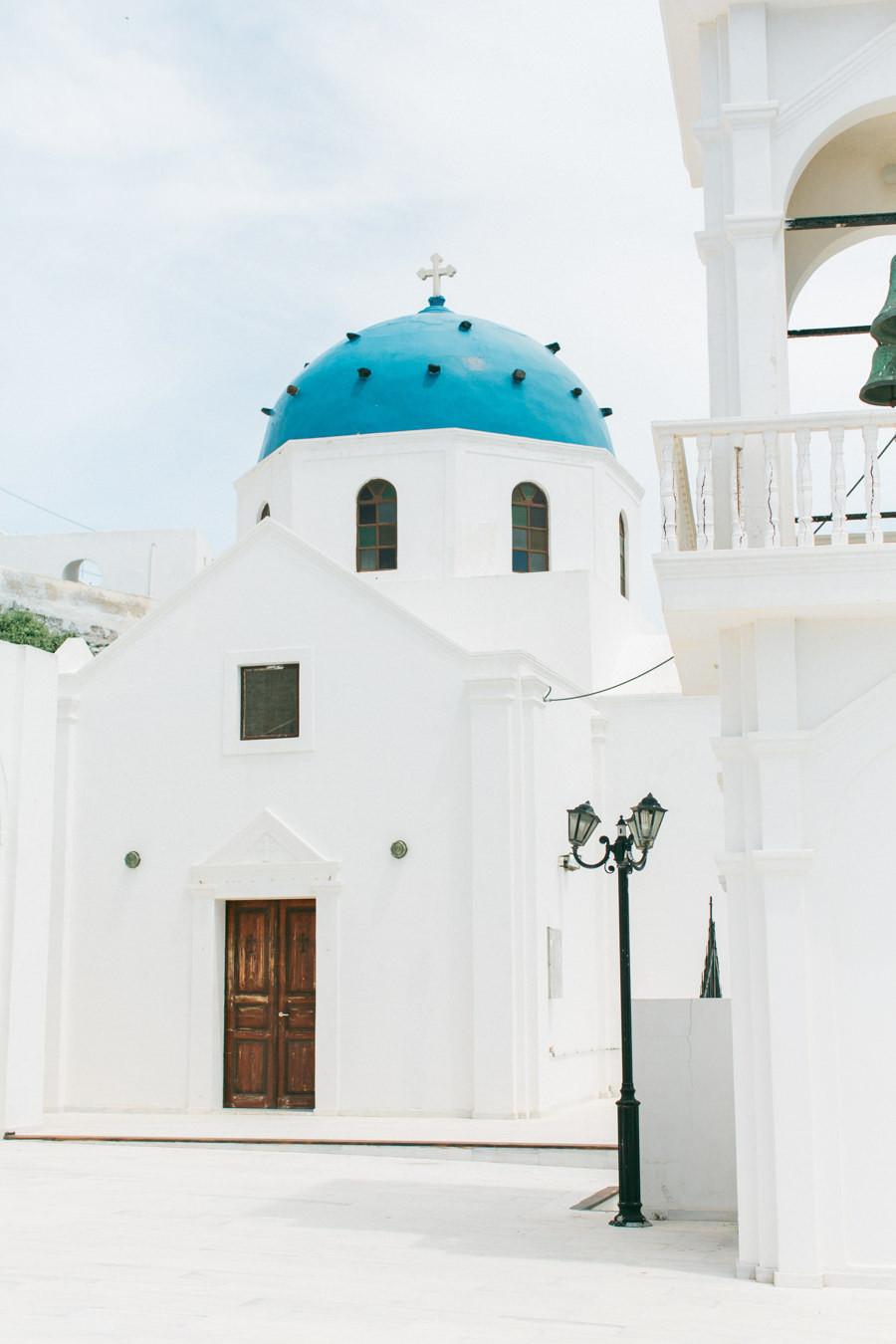 Santorini | Anna Roussos