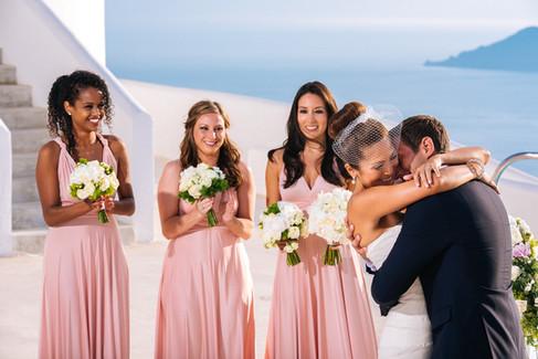 CLASSIC SANTORINI WEDDING