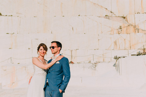 MINIMAL SEASIDE WEDDING ON THASSOS ISLAND