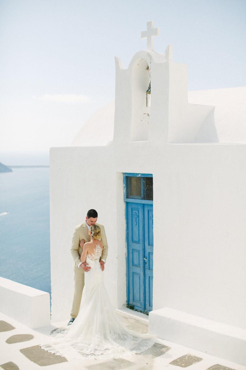 Santorini | Captured by Anna Roussos