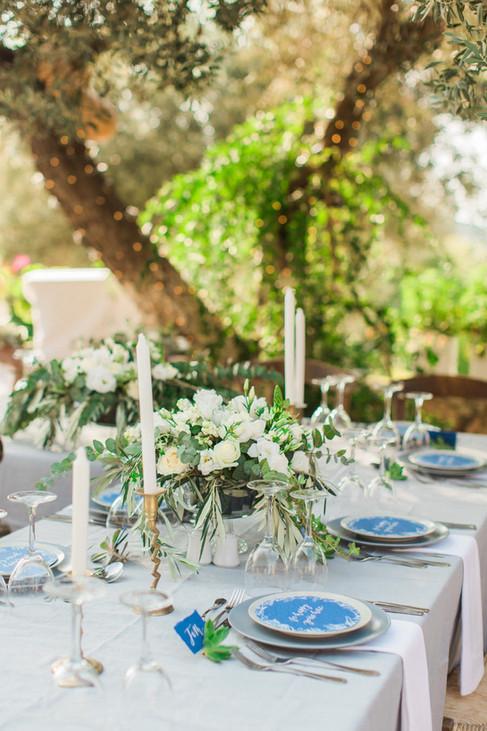 REFINED RUSTIC WEDDING ON CRETE