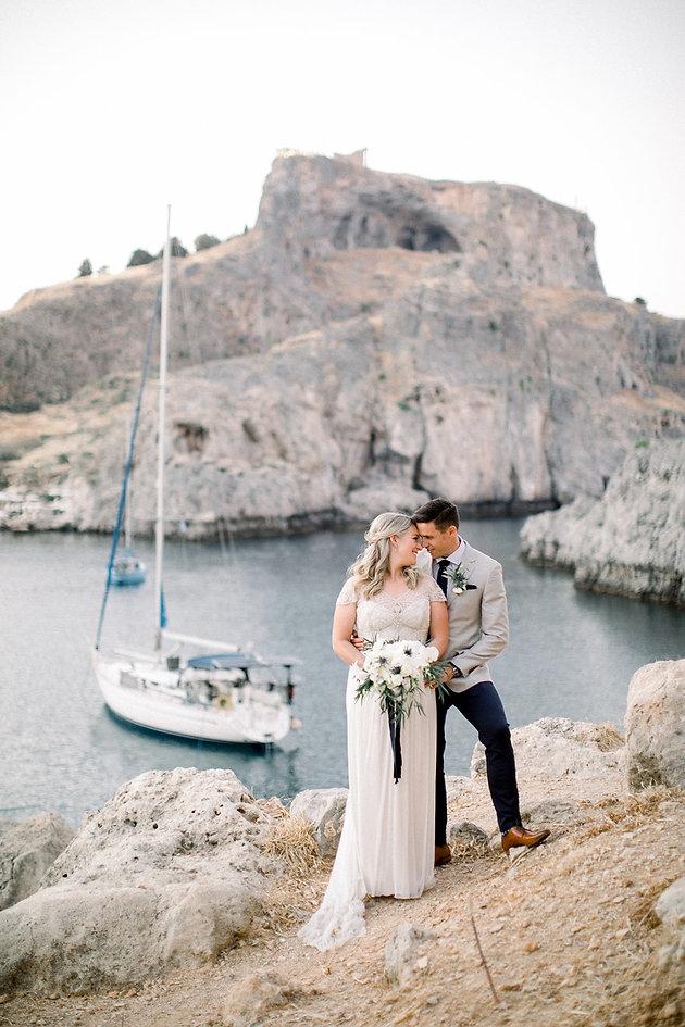 A Stylish Traditional Wedding In Rhodes Island That Will