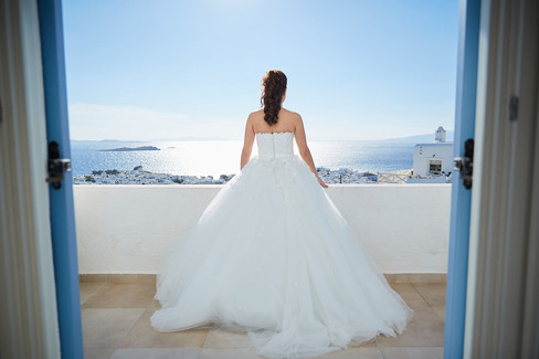 DREAMY MYKONOS BEACH WEDDING