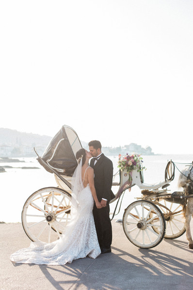 GET AMAZED BY THIS MONUMENTAL ELEGANT WEDDING IN SPETSES
