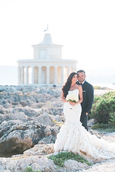GET ECSTATIC BY THIS SENTIMENTAL,MINIMAL WEDDING IN KEFALONIA