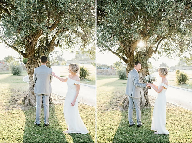 Glorious seaside wedding in Halkidiki   Getting Married In Greece