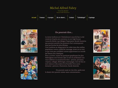 Alfred, Michel Fabry