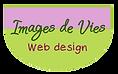 Logo-Images de vies-Web design