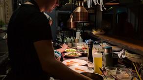 Flynn Richie at Adelaide's Hottest New Restaurant Herringbone