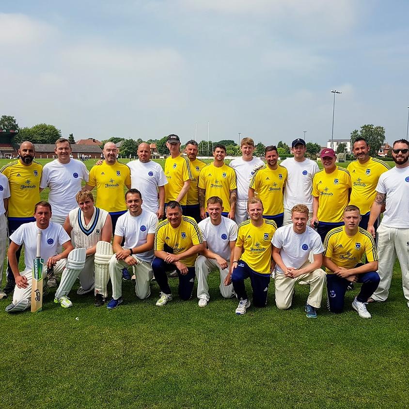 Selby Hands of Hope v Malt Shovel Cricket Match