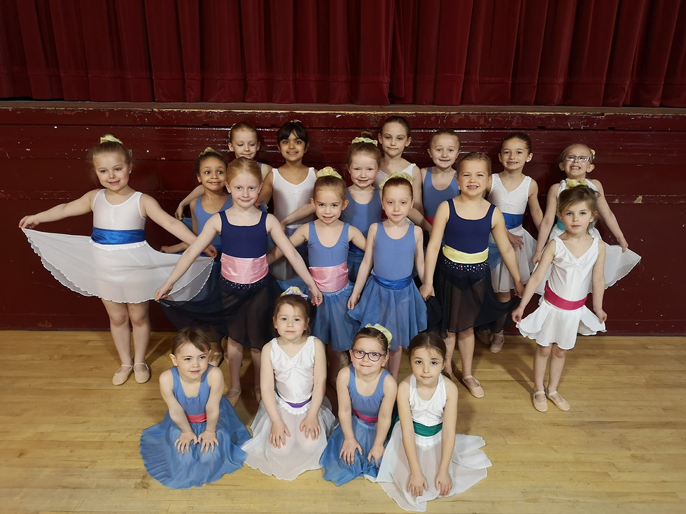 Ballet: Freesoles The Movie