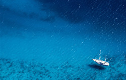 Distant Sail Boat 2014-3-15-22:38:9