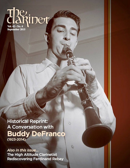 The High Altitude Clarinetist