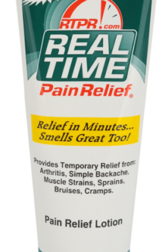 Real Time Pain Relief 7oz