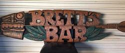 Man cave Bar board