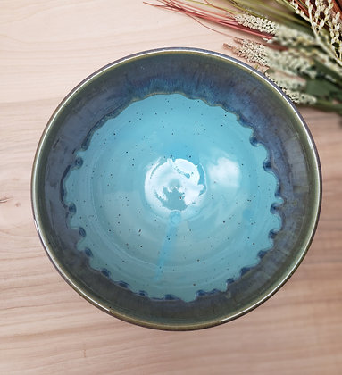 Blue-Green Ramen