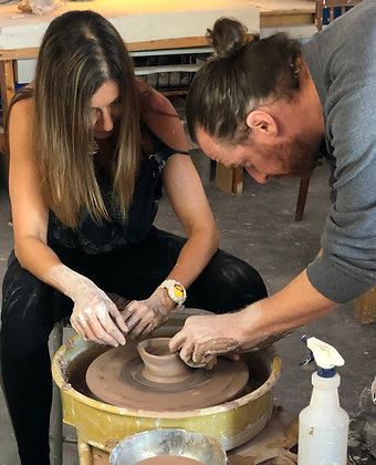 2 Hr POTTERY CLASS GIFT CERTIFICATE