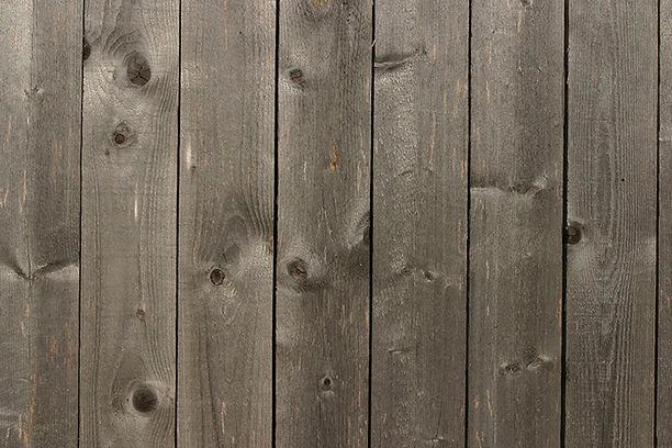 Los paneles de madera