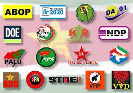Suriname Verkiezingen 2020.