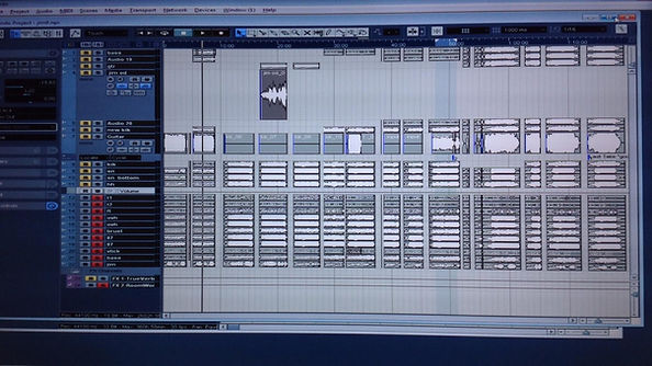 audio post production and mixing