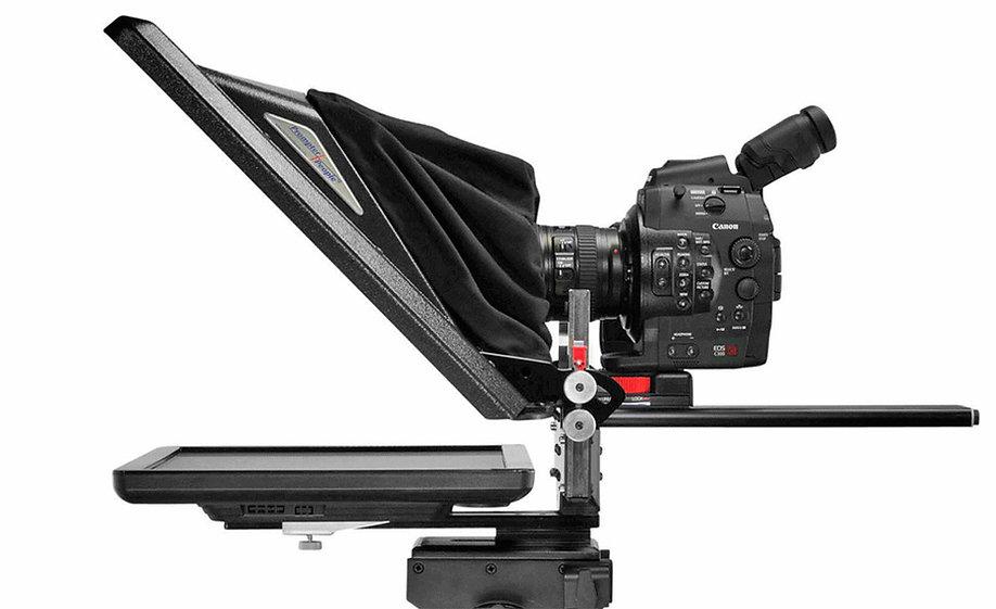 Télésouffleur pour vos productions vidéo