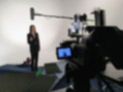 Production vidéo corporatif clef en main dans notre studio