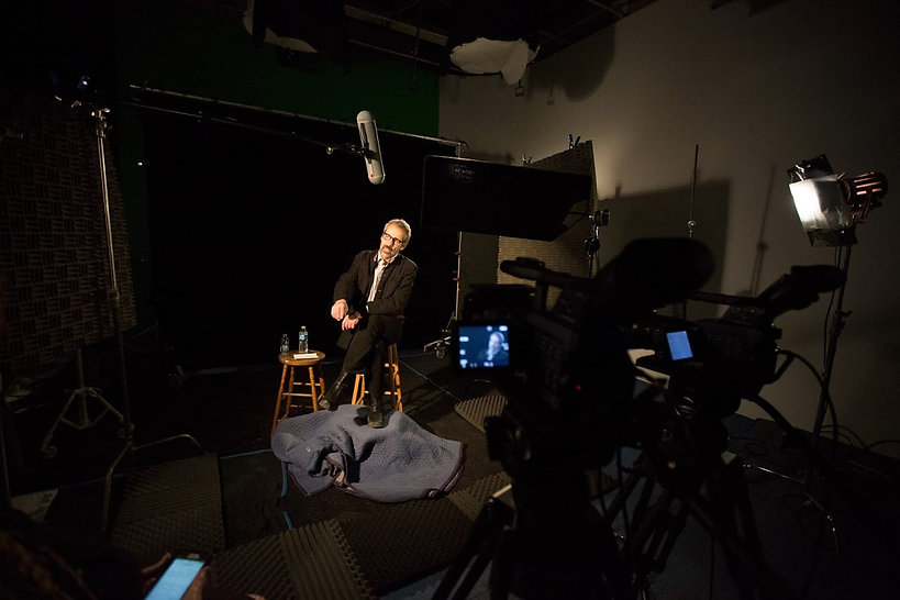 Production vidéo B2B marketing de contenu