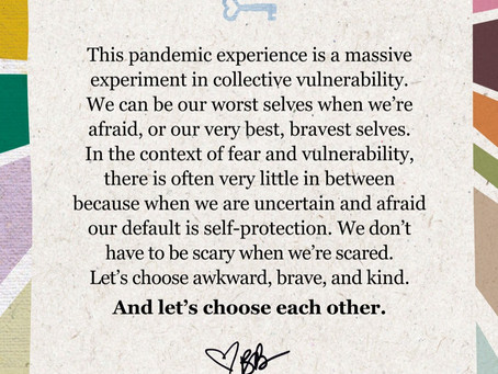 Let's Be Our Best Selves