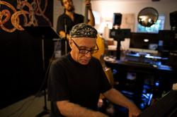 BG in his Miami studio
