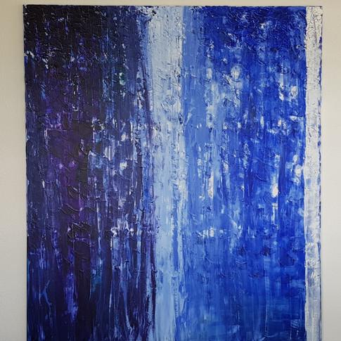 Die Feier der Farbe Blau