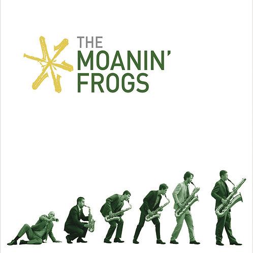 Moanin' Frogs CD
