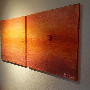 Verkauftes Gemälde 3.